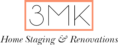3MK Home Staging & Renovations logo